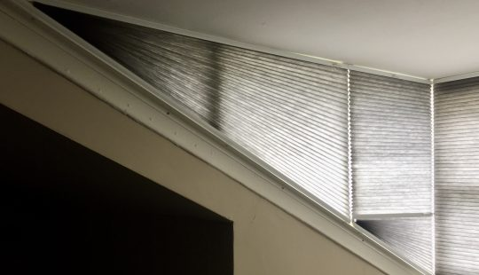 Blinds for Shaped Windows 1 - Granley Blinds Cheltenham