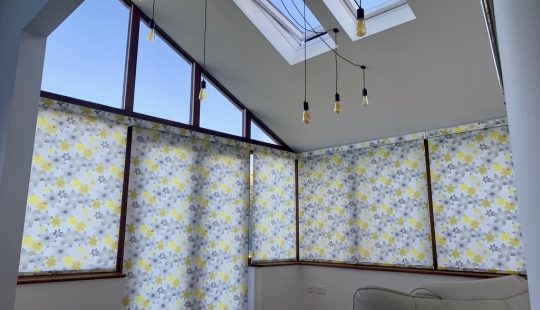 Roller Blinds - Granley Blinds Cheltenham