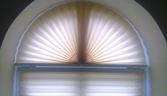 Shaped Blinds 5 - Granley Blinds - Cheltenham